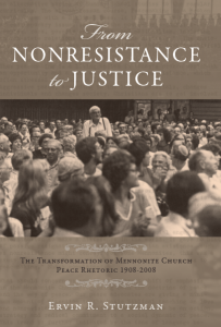 From Nonresistance to Justice cover